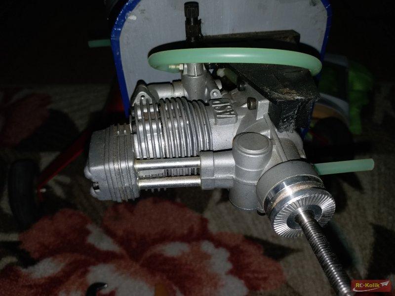 4 zamanli nitro motor icin yakit secimi