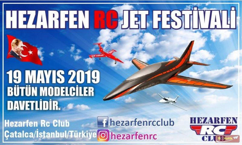 18 - 19 Mayıs Hezarfen Jet Festivali